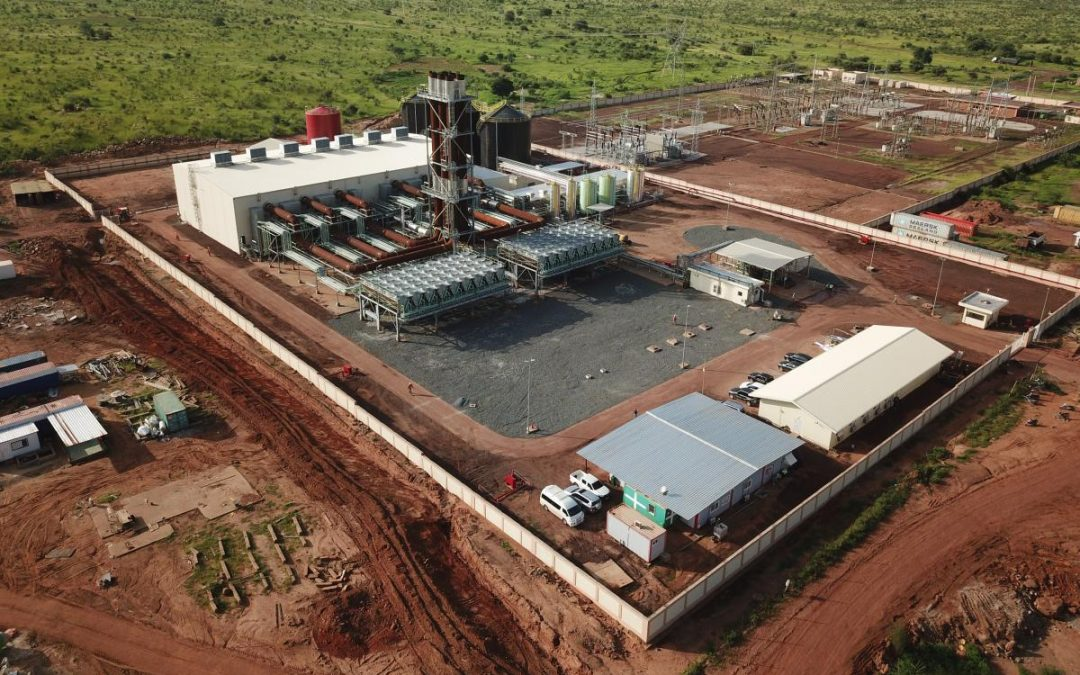 Albatros Energy Mali SA announces the start of commercial operation of its 90 MW power plant in Kayes, Mali