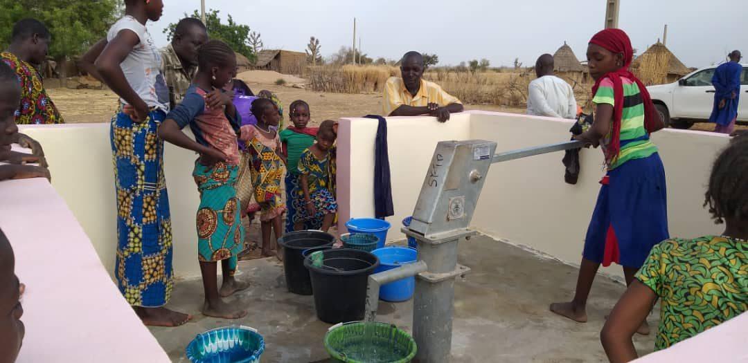 Water for Hawa-Dembaya