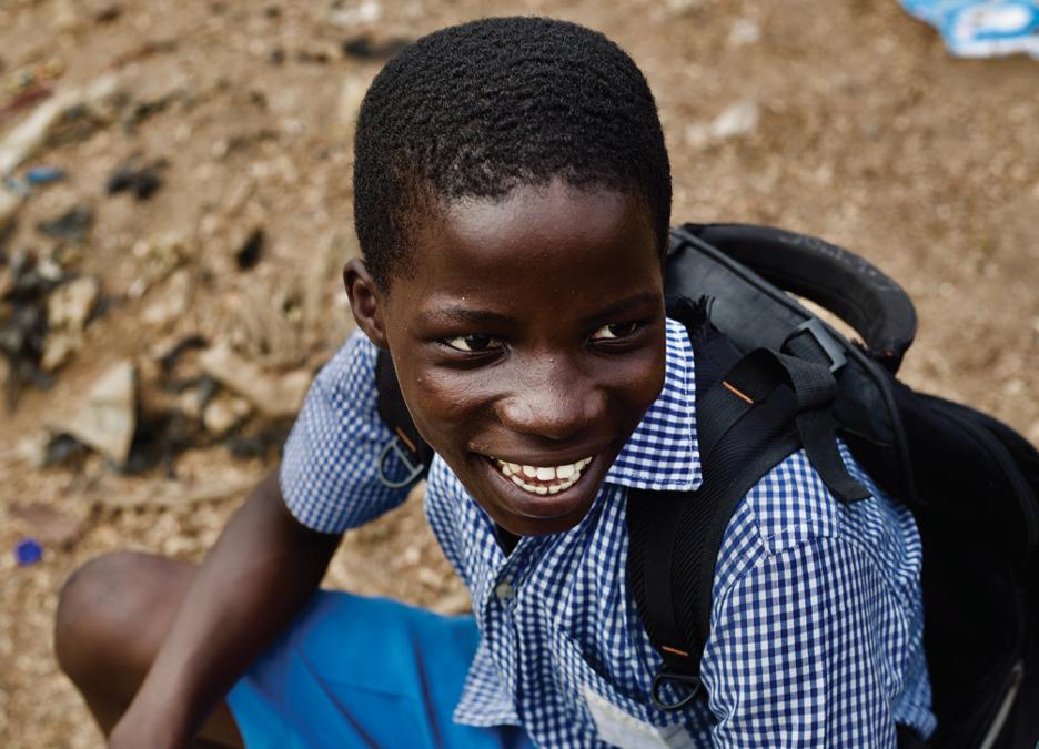 The Summer Schooling Project Hawa-Dembaya